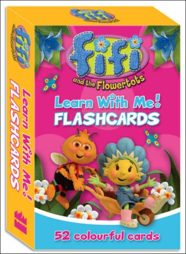 Fifi and the Flowertots - Flashcards: Learn with Me