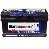 140Ah AGM Marine Bootbatterie Boot Wartungsfrei Batterie Statt 120Ah 110Ah gel