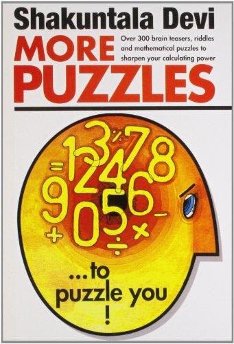 More Puzzles Orient Paperbacks Edition price comparison at Flipkart, Amazon, Crossword, Uread, Bookadda, Landmark, Homeshop18
