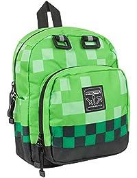 Preisvergleich für Minecraft Creeper Mini Rucksack 30,5cm