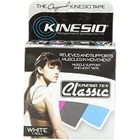 Kinesio Erwachsene Tape Classic Einzelrolle, Weiß, 5 x 400 cm, KIN/011 preisvergleich bei billige-tabletten.eu