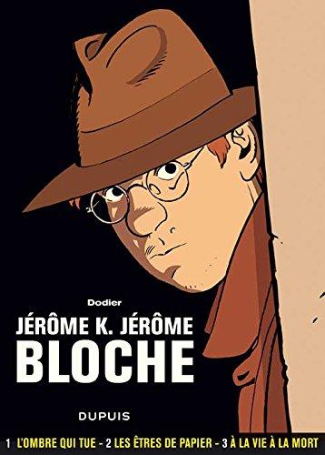 Jérôme K. Jérôme Bloche - L'intégrale - tome 1 - JKJ Bloche 1 (intégrale)