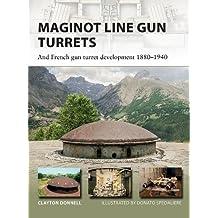Maginot Line Gun Turrets (New Vanguard)