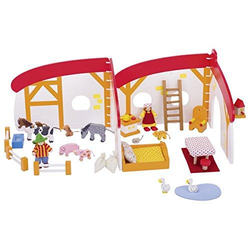 Puppenhaus Auf der Farm