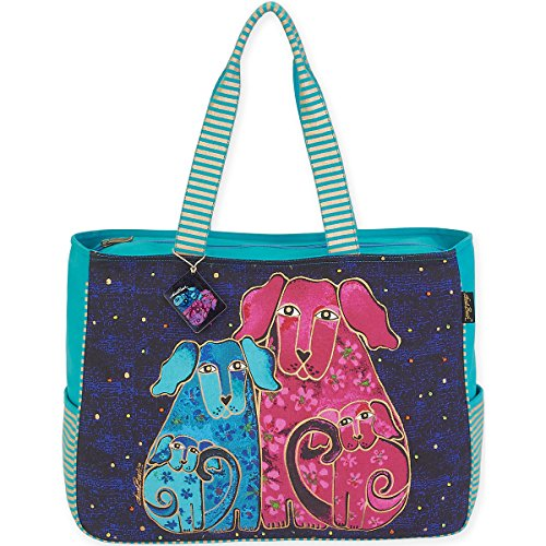 laurel-burch-blossoming-laurel-burch-bolsos-acrilico-multicolor