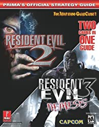 Resident Evil 2 & 3 (Prima's Official Strategy Guide) by Michael Knight (2003-01-14)
