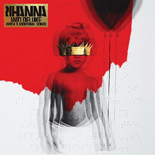 Cover zum Download Anti (Deluxe) [Explicit] von Rihanna