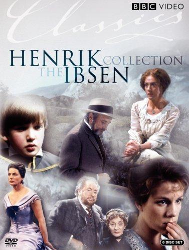Henrik Ibsen Collection (Hedda Gabler / Ghosts / Little Eyolf / The Wild Duck / The Master Builder)
