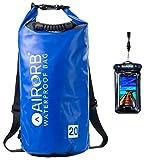CYBER MONDAY DEAL - Ultralight sacchetto impermeabile con cinghie e maniglia resistente - piccolo e l 20l grande con sacca in zaino impermeabile universale del telefono …