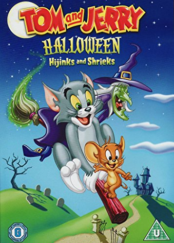 oween Hijinks and Shrieks [UK Import] (Tom Und Jerry Halloween-filme)