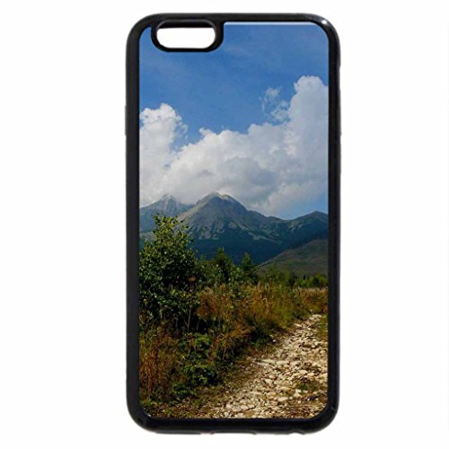 iPhone 6S / iPhone 6 Case (Black) On The Road