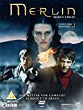 Merlin - Series 3 - Volume 1 BBC [DVD]