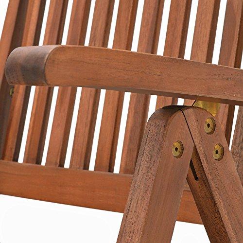 Möbelset Holz