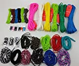 Paracord Set Maxi 1 mit Anleitung und Paracord extralang