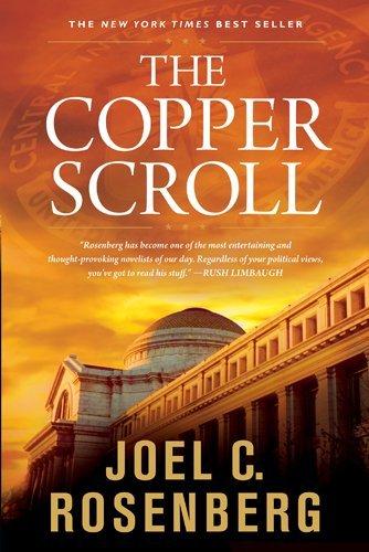 The Copper Scroll by Joel C. Rosenberg (2006-11-06)