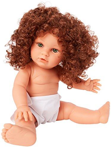Der Puppe Factory der Puppe factory121.60628weiß Kathie Mädchen Puppe mit L lockiges und rot Haar (Rotes Lockiges Haar)