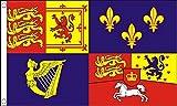 Royal Banner 1714–1801(la Maison du Hanovre) Drapeau