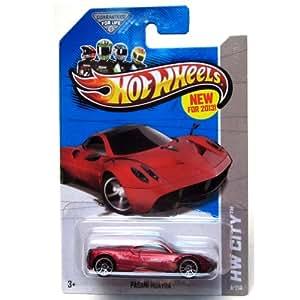 Hot Wheels 2013 HW City Pagani Huayra 8/250