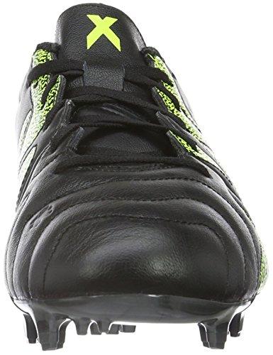 adidas Performance X15.3 FG/AG Herren Fußballschuhe Schwarz / Gelb