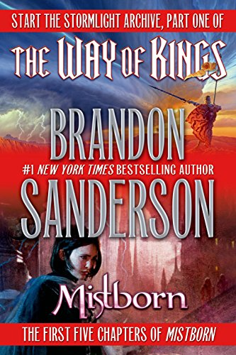 Brandon Sanderson Sampler: The Way of Kings and Mistborn (English ...