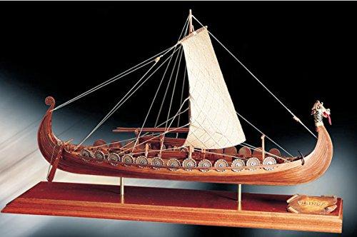 Diseños de barcos vikingos Oseberg