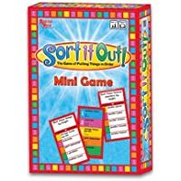 University Games Sort it Out Mini Game