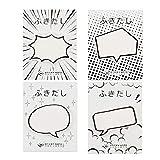 30feuilles/Lot 8pcs Creative Boîte de Dialogue ordinateur portable Memo Pad Autocollant Sticky Notes Bureau Fournitures scolaires Memo Pad Papelaria