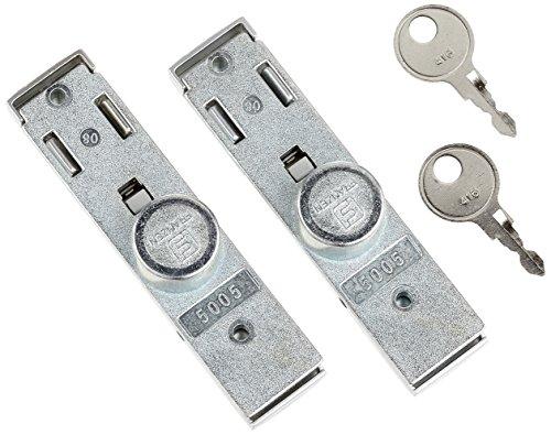 Parat 900043999 Schloss-Set Classic TSA Lock für Werkzeugkoffer in grau
