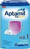 Aptamil HA 1 ProExpert, ipoallergenico Infant Formula, EazyPack, 4-Pack (4 x 800g)