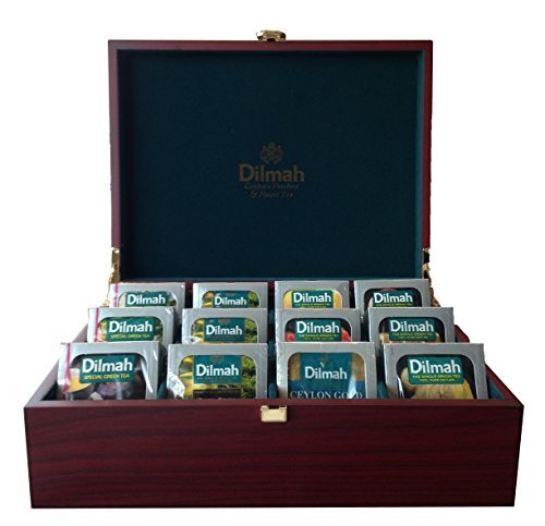 dilmah-luxury-wooden-presenter-tea-chest-tea-included-gourmet-12-slot-by-dilmah