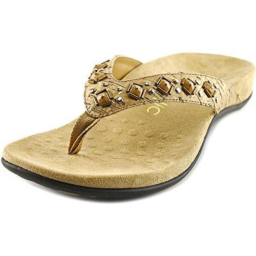 VIONIC Finn ComfortAdana - Adana Damen, Gold (Gold Cork), 37 B(M) EU