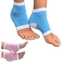 qiansheng belüftet Feuchtigkeitsspendende Gel-Ferse Socken für trockene Hartschale rissige Haut Feuchtigkeitsspendende... preisvergleich bei billige-tabletten.eu