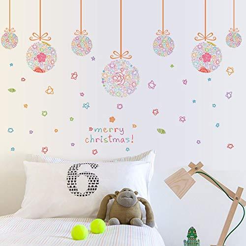 ndbilder Creative Girl Bedroom modern Wall Sticker self-Adhesive Charm Stars Dormitory Wall Decoration Stickers ()