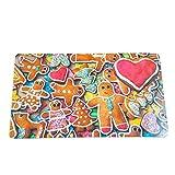Colour-Bags Home & Living Frühstücksbrettchen/Schneidebrettchen Lebkuchenmann, 13 x 22 cm, aus Melamin lebensmittelecht - für DE ab EUR 29,00