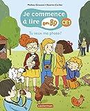 Telecharger Livres Je commence a lire en BD CE1 Tu veux ma photo (PDF,EPUB,MOBI) gratuits en Francaise