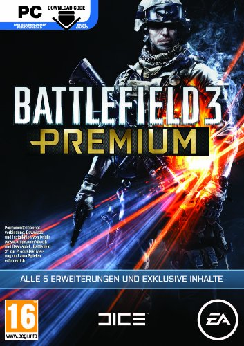 Battlefield 3 Premium Service (Code in der Box) [AT PEGI] - [PC]