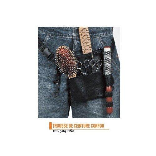 Mezzo - trousse ceinture petit modèle corfou noire