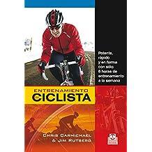 Entrenamiento del ciclista (Deportes nº 12) (Spanish Edition)