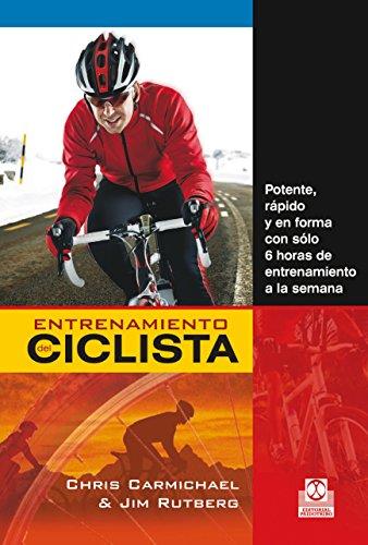 Entrenamiento del ciclista (Deportes nº 12) por Chris Carmichael