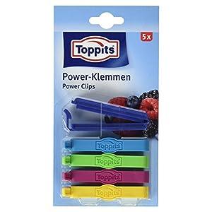 Toppits Power-Klemmen, 5 Stück