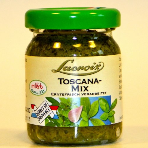 Lacroix - Toscana Mix in Öl Kräutermischung - 50g
