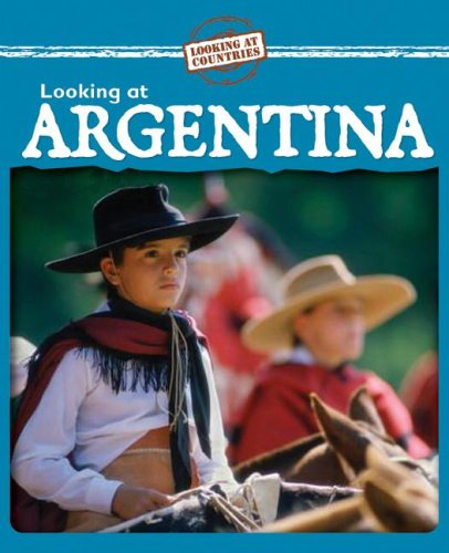Kinder Latin America Kostüm - Looking at Argentina (Looking at Countries)