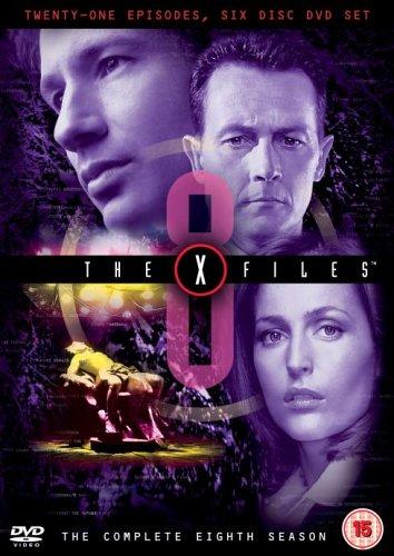 x-files-season-8-dvd