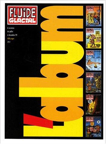 Album reliure, numéro 8, Fluide Glacial, deuxième semestre 1999
