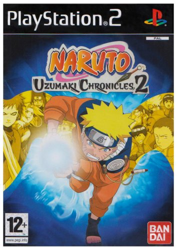 [UK-Import]Naruto Uzumaki Chronicles 2 Game PS2 (Uzumaki Chronicles 2)
