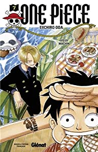 One Piece Edition originale Vieux machin