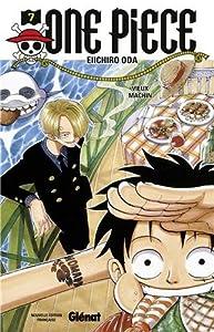 One Piece Edition originale Vieux machin