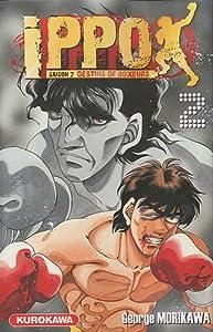 Ippo Saison 2 - Destins de Boxeurs Tome 2