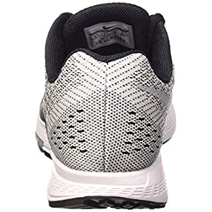 newest collection 4b4e8 29855 Nike Air Zoom Elite 8 Zapatillas de Running, Hombre, Negro Blanco   Gris