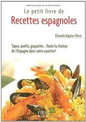 Le petit livre de recettes espagnoles